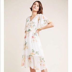 Floral Dress by Farm Rio Anthropologie